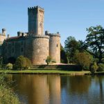 The history of European castles