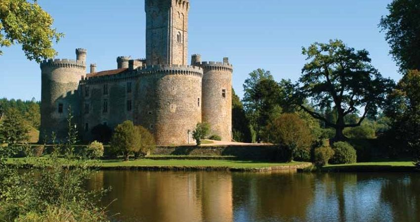 French castles for sale.