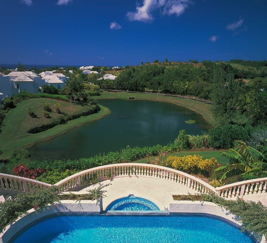 Barbados property for sale on Royal Westmoreland grounds.