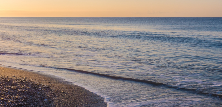 Beach close to our Marbella property for sale.