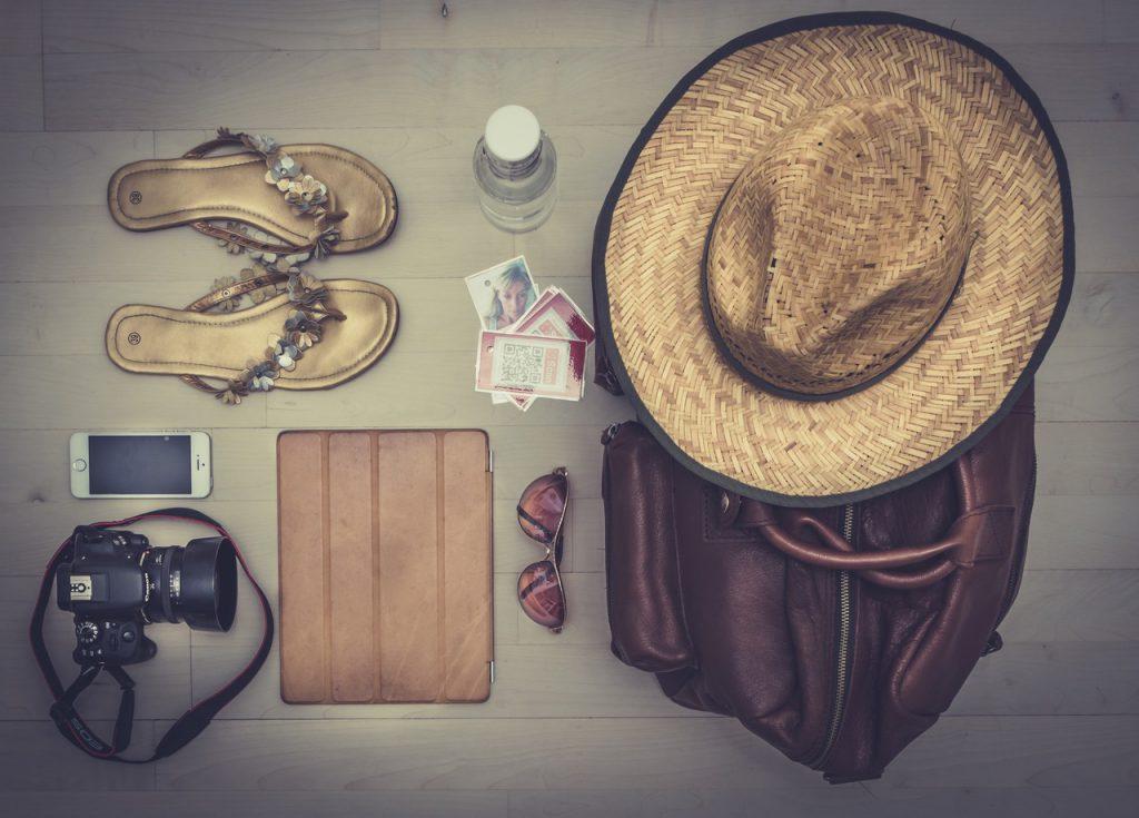 Packing to leave Algarve villa for sale.