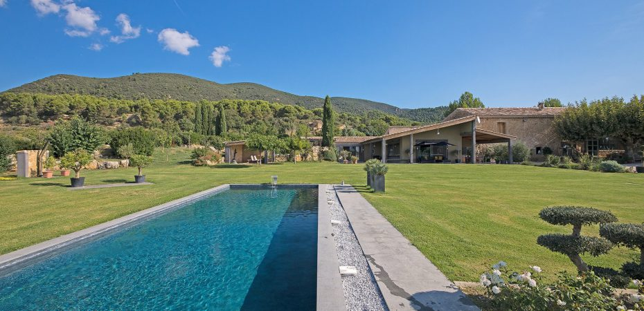 Farmhouse in Lourmarin