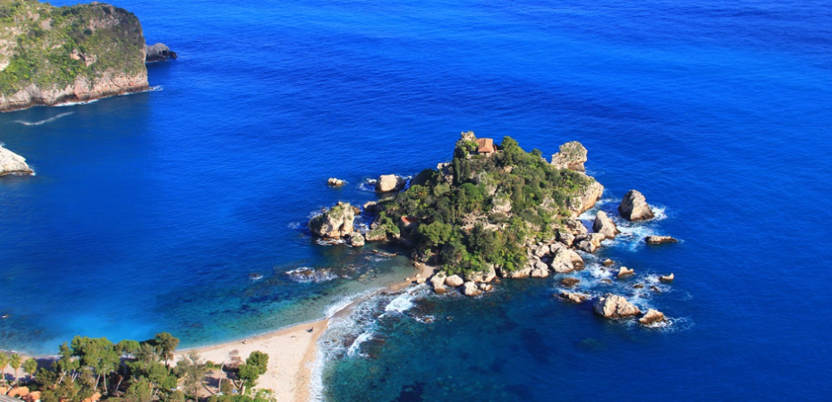 property for sale in Sicily next to the coast.
