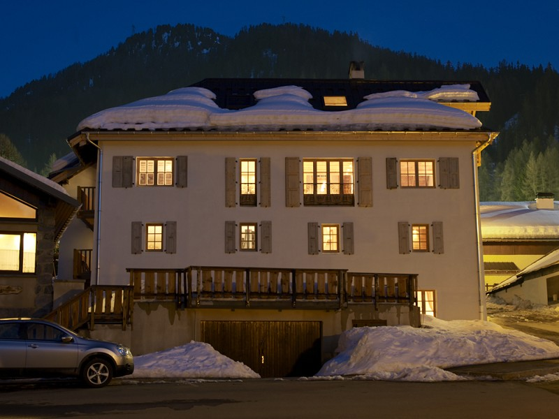 ski chalet and apartment holiday letting business