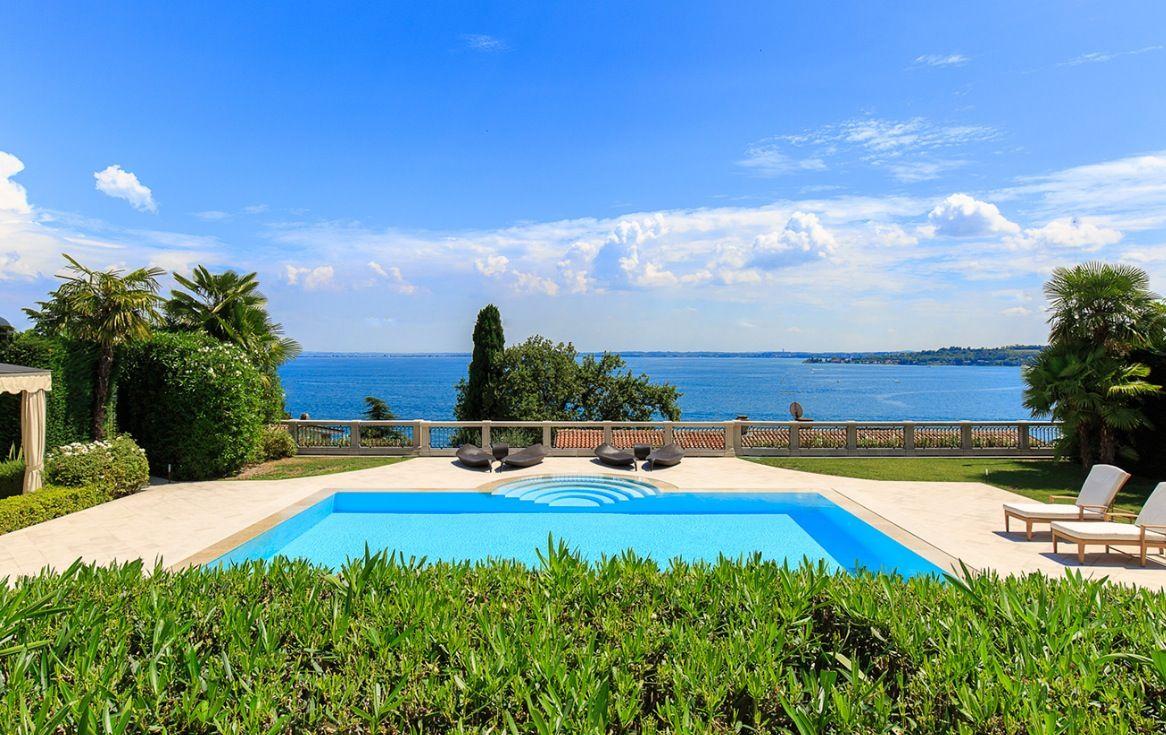 Lake Garda Luxury Villa