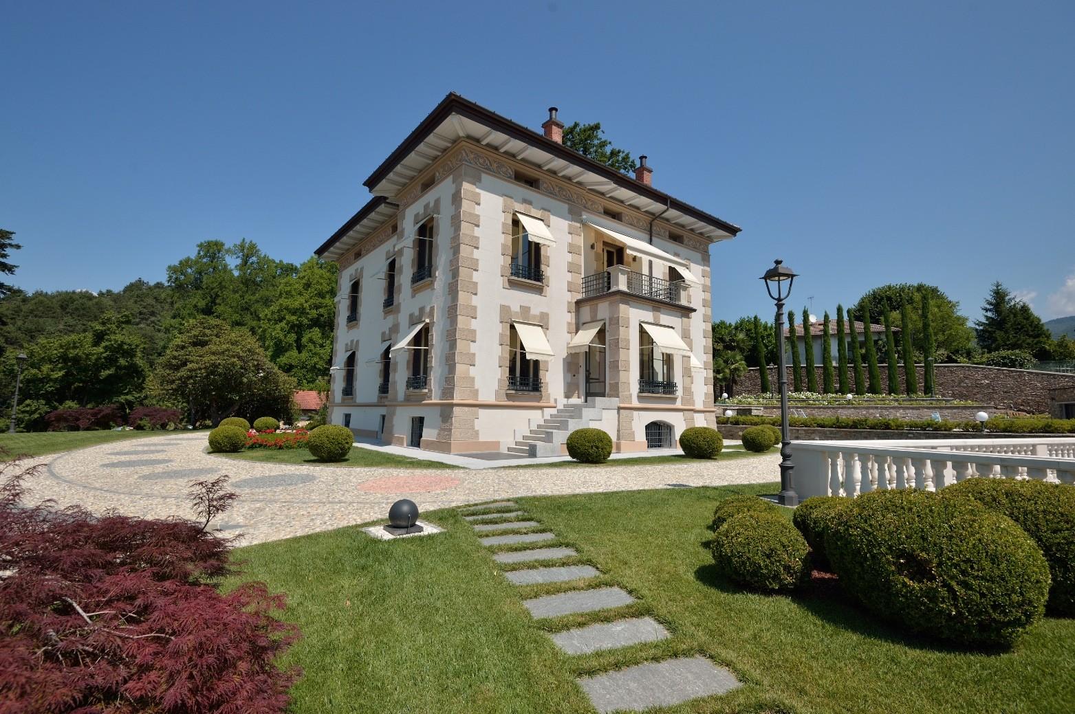 Lake Maggiore Luxury Villa