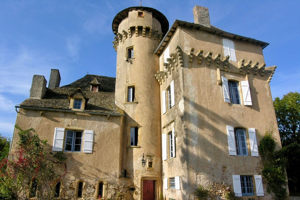 luxury chateau rental property