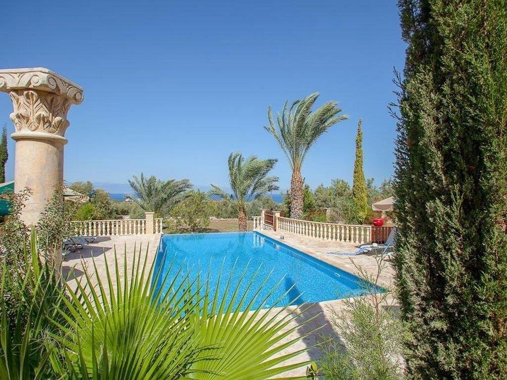 Cyprus golden visa villa