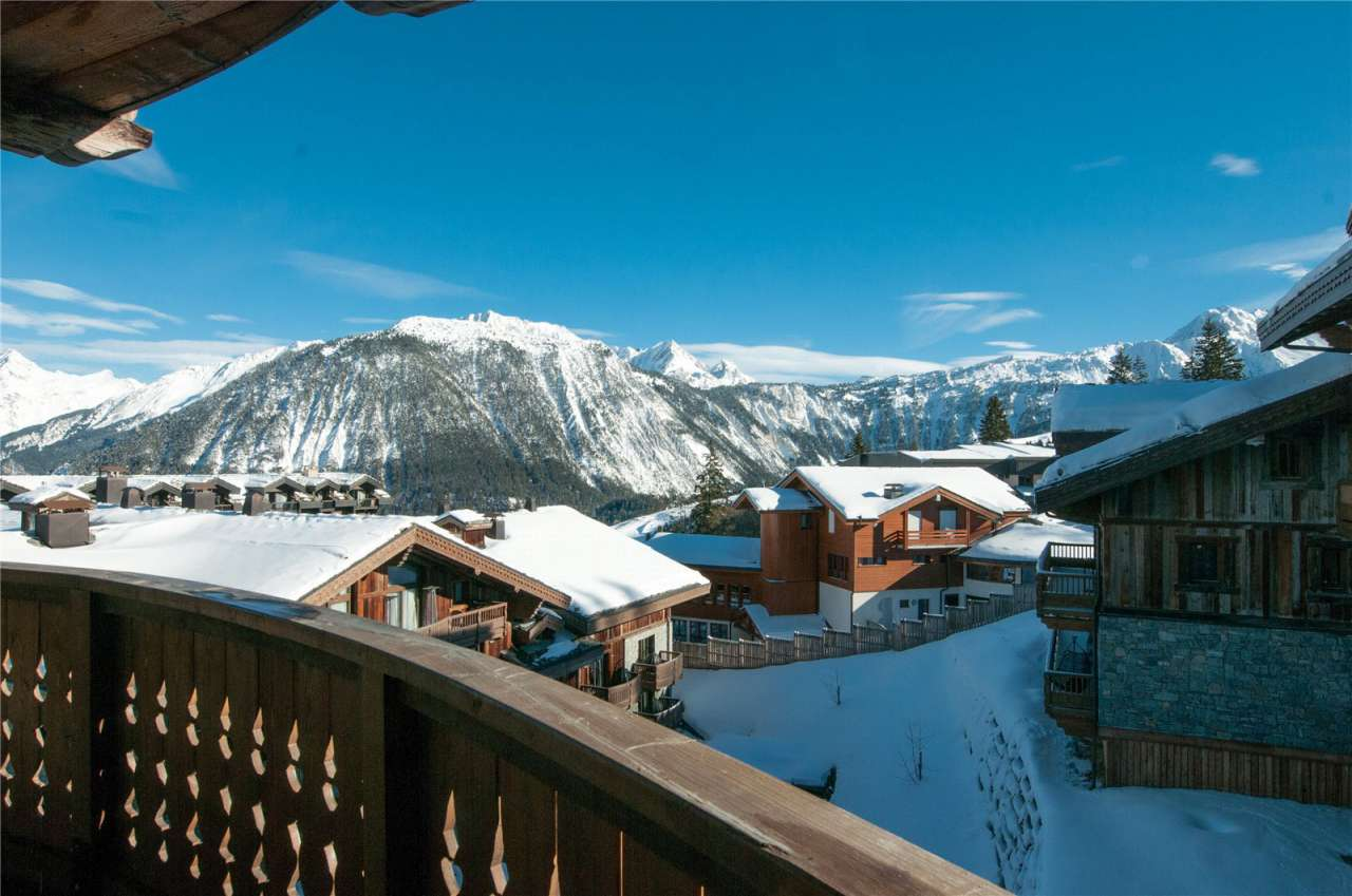 Stunning ski apartment for sale, Courchevel, Three Valleys Ski.  Perfect holiday rental property.