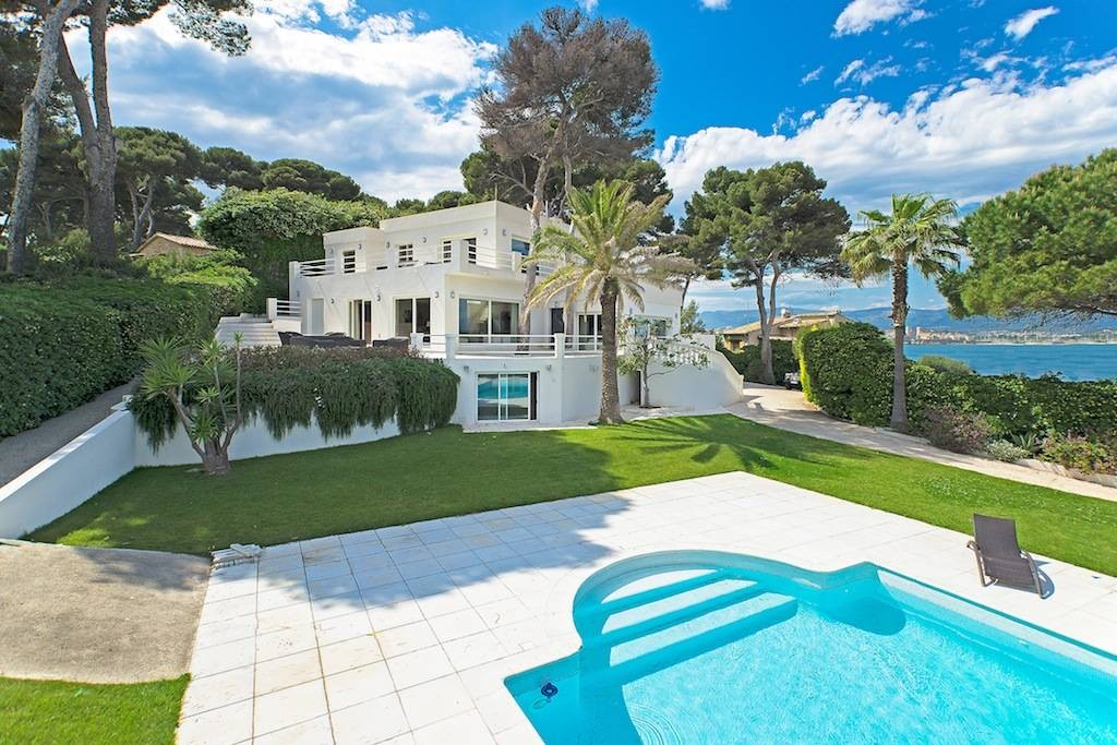 Celebrity homes French Riviera
