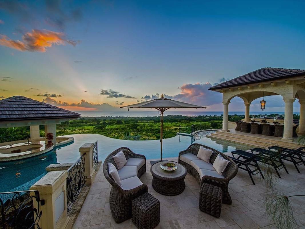 Celebrity homes Barbados