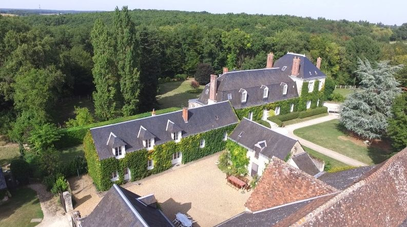 Loire Valley Manor House Tours