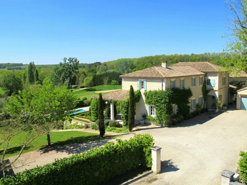 resort property france