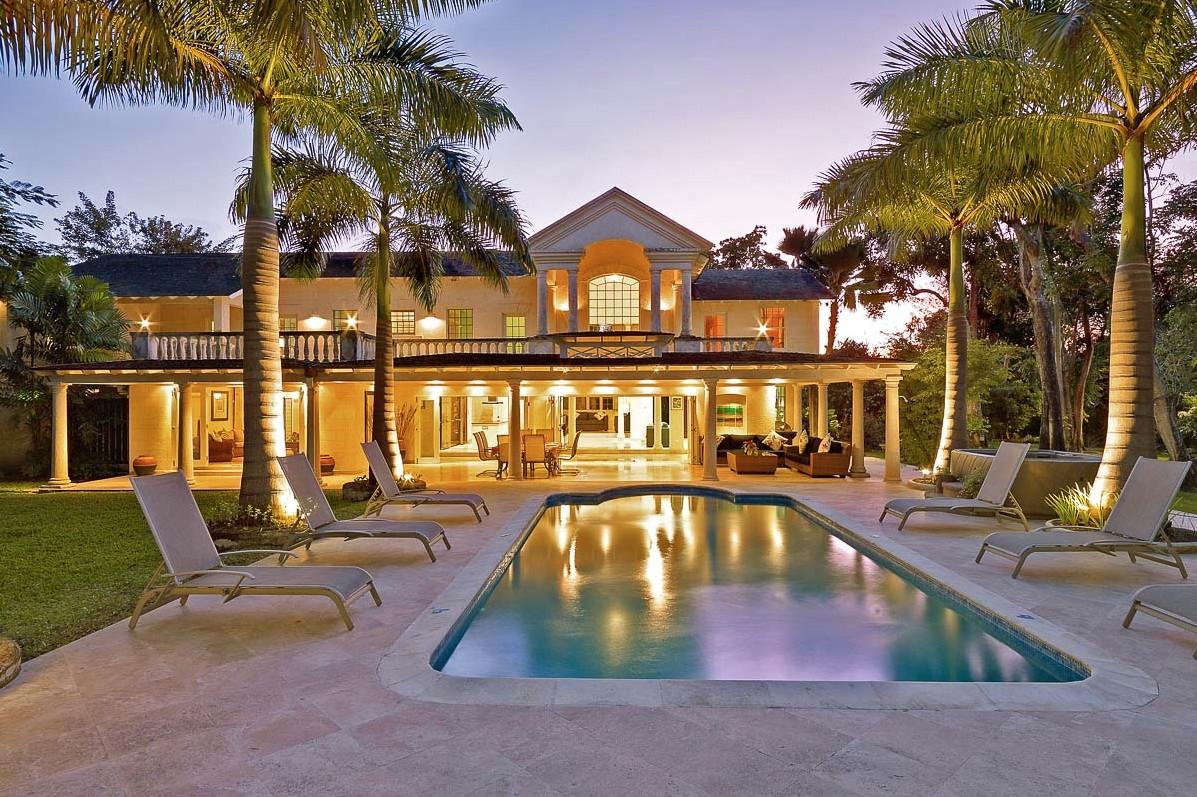 resort property barbados