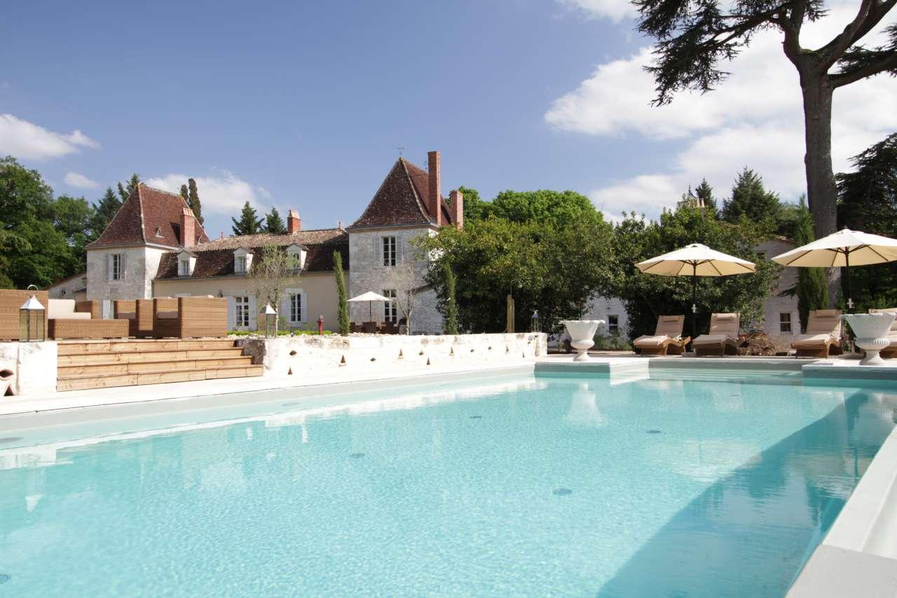 French Chateau Wedding Dordogne