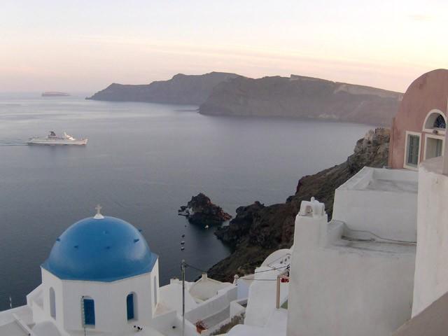 Santorini Top European Destinations