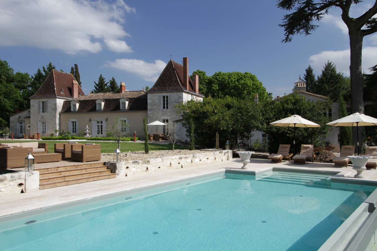 Dordogne Chateau for sale