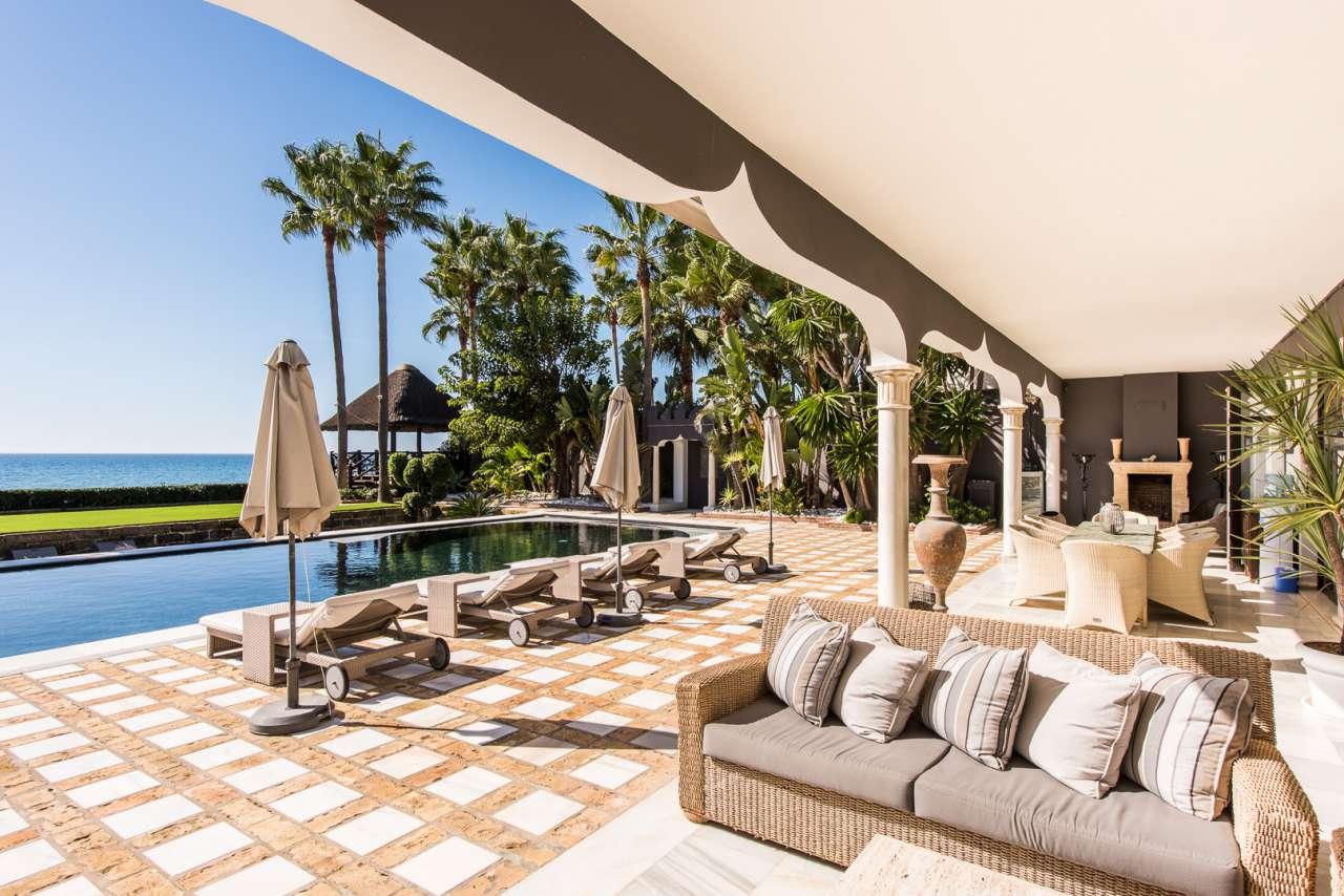 Spanish Food Marbella Villa For Sale