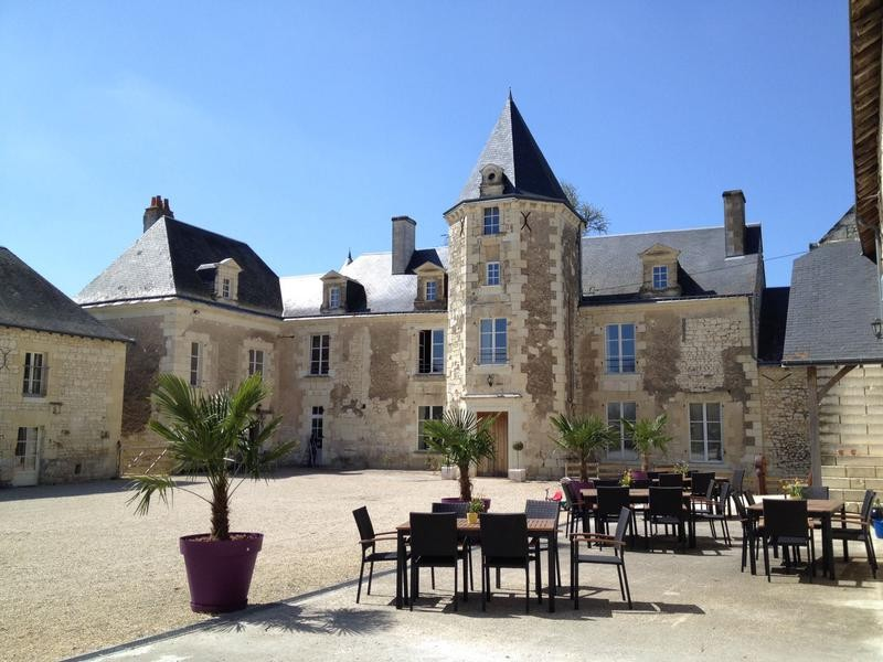 French Chateau Loire Valley