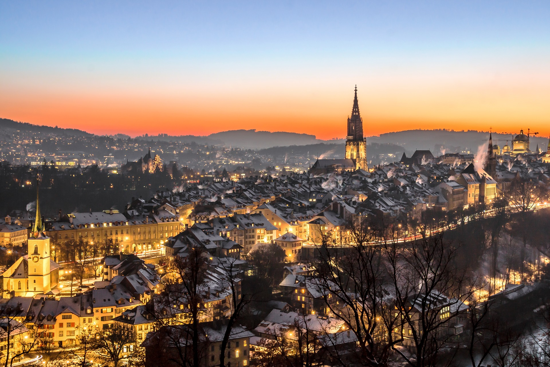 Why Switzerland Is An Ideal Choice For Expat Families