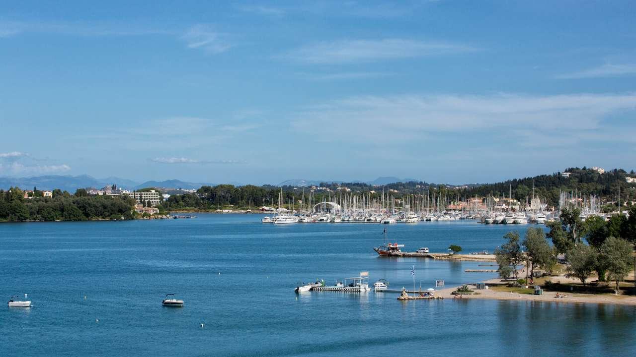 International Marina, Gouvia, Corfu Town