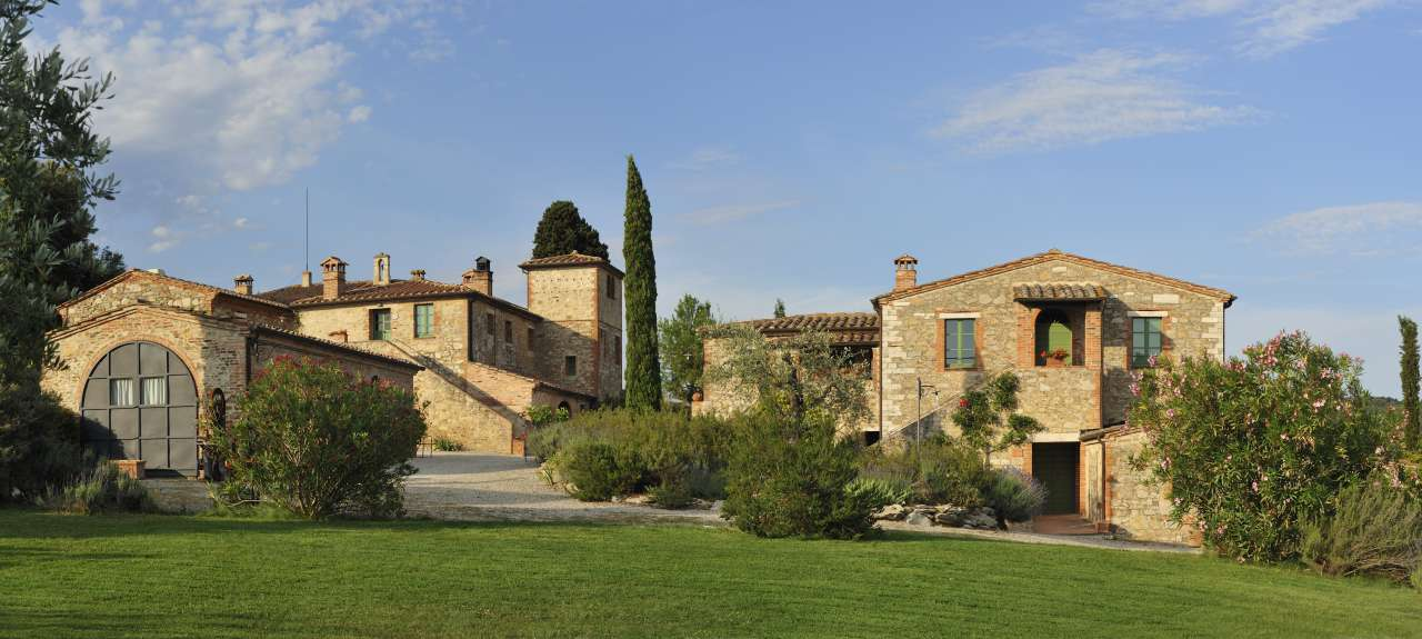 Siena Tuscany Villa For Sale