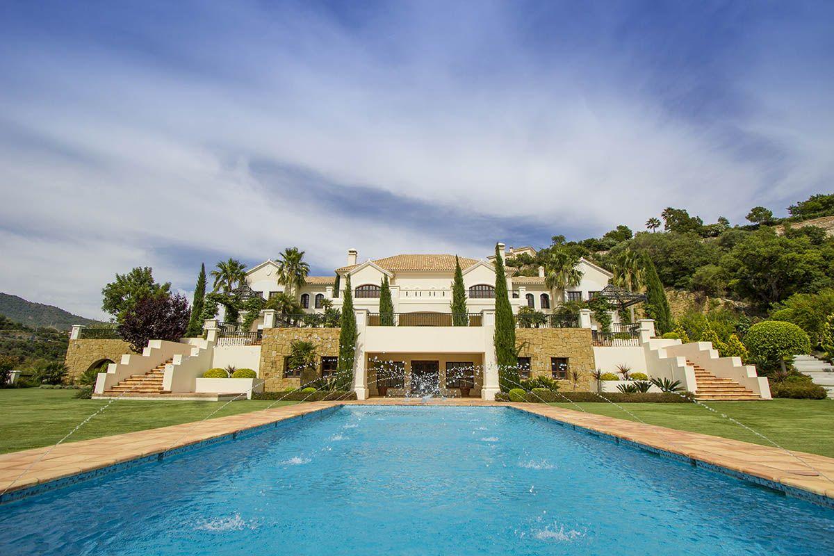Spanish wedding celebration villa malaga