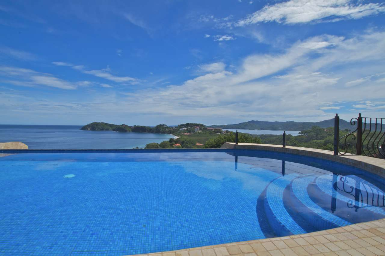 Costa Rica Guanacaste Sea View Villa