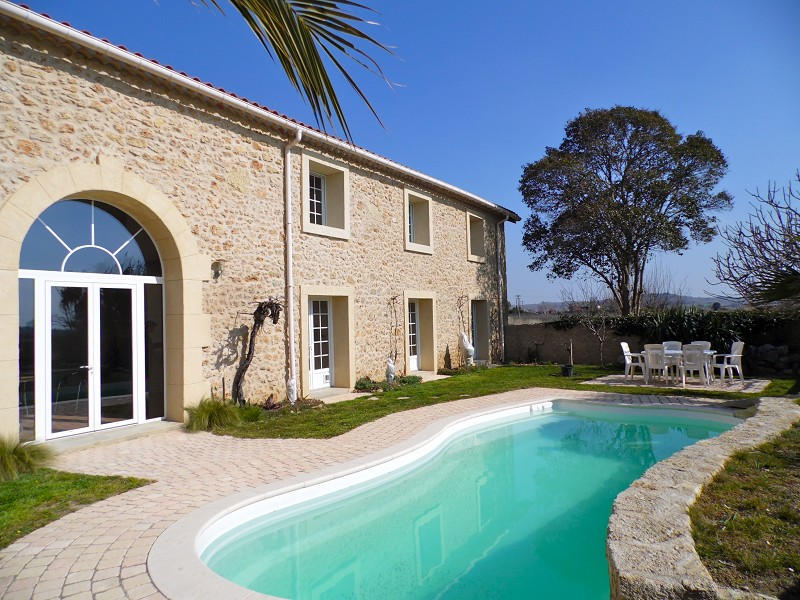Herault Beziers House For sale