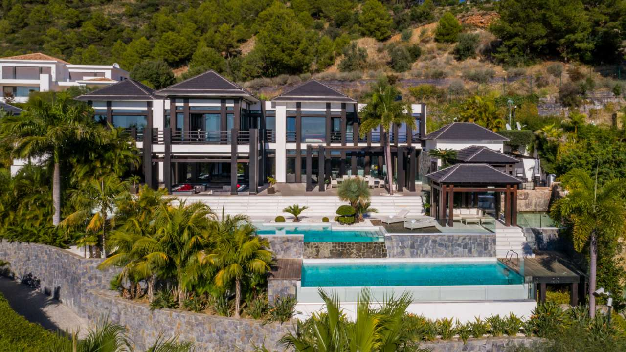 Marbella Golden Mile Villa