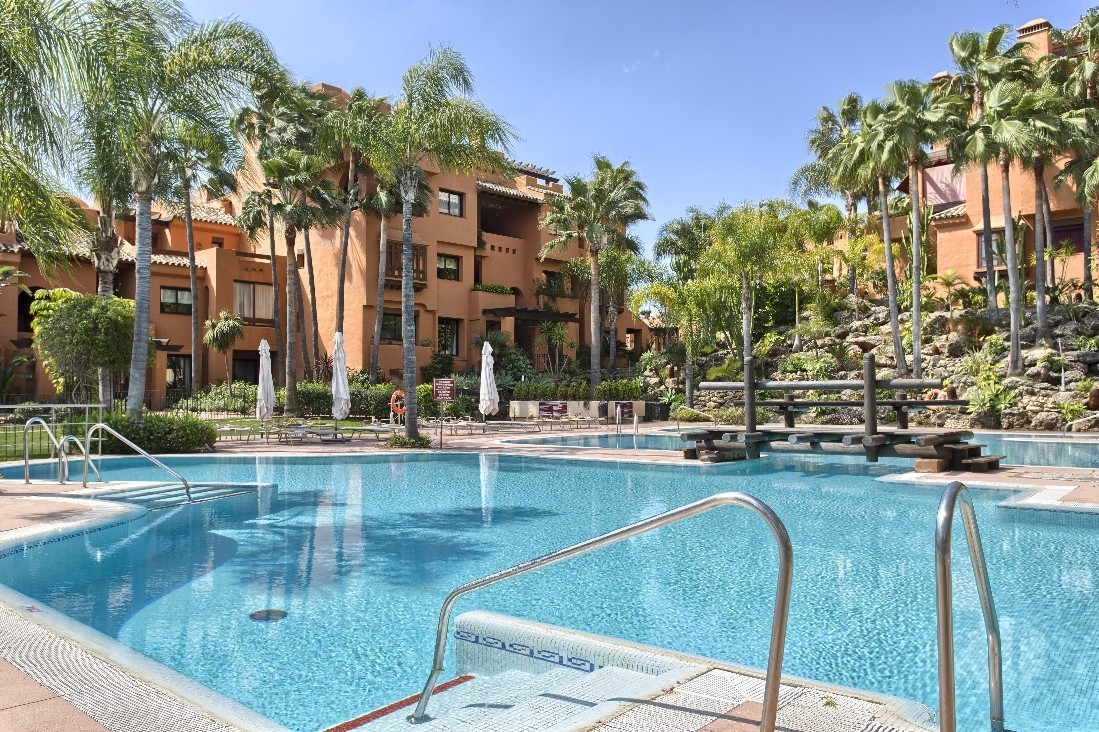 Marbella Puerto Banus Apartment