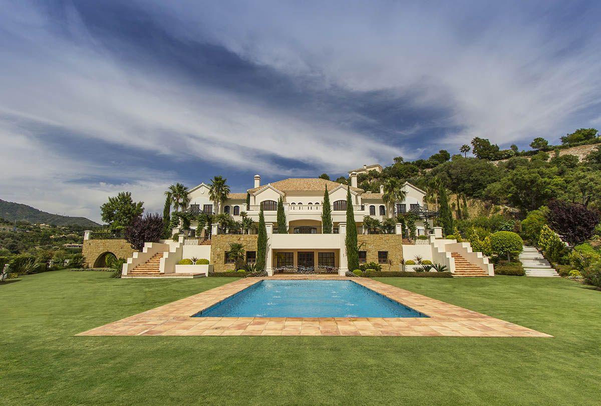 Benahavis, La Zagaleta, Luxury Mansion