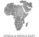Africa and Middle East