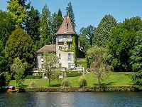 8 bedroom French chateau for sale, St Ma...