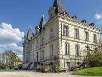 8 bedroom French chateau for sale, Loche...