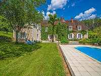 6 bedroom French chateau for sale, Milha...