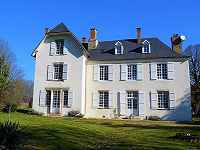 6 bedroom manor house for sale, Limoges,...