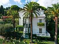 Superb Victorian Villa in Alassio for sa...